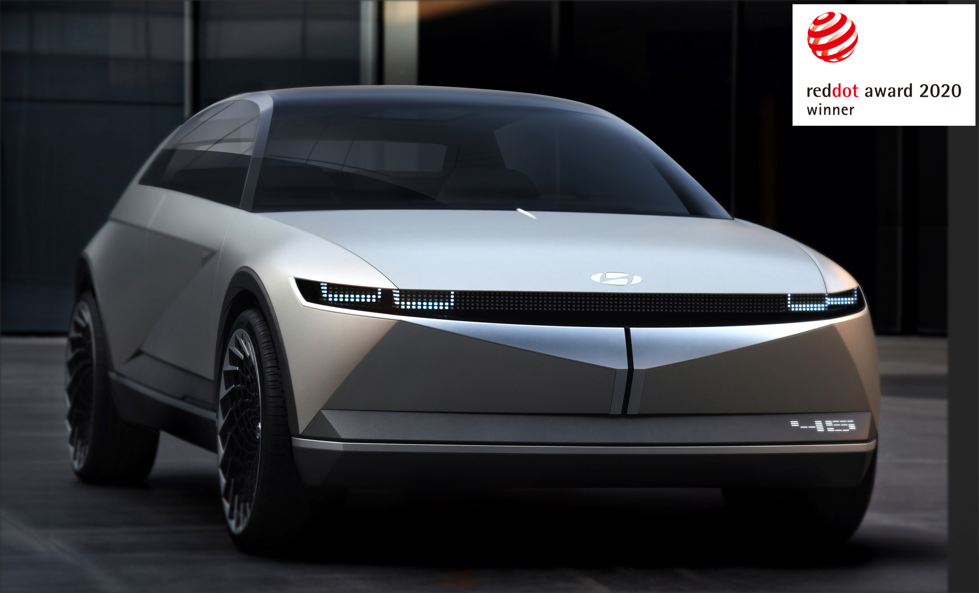 Компанія Hyundai Motor отримала три нагороди Red Dot Award 2020 за концептуальний дизайн | Дар-Авто - фото 9