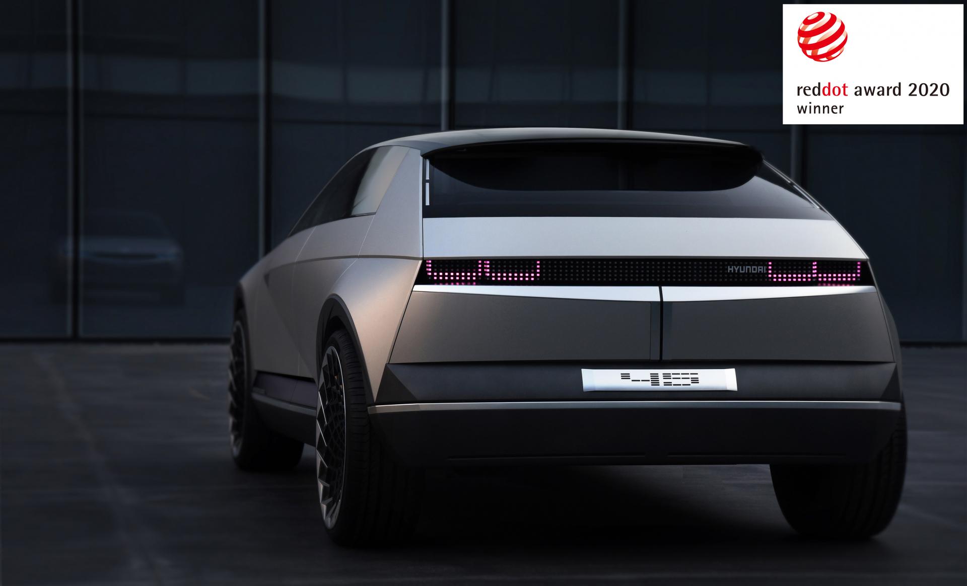 Компанія Hyundai Motor отримала три нагороди Red Dot Award 2020 за концептуальний дизайн | Дар-Авто - фото 10