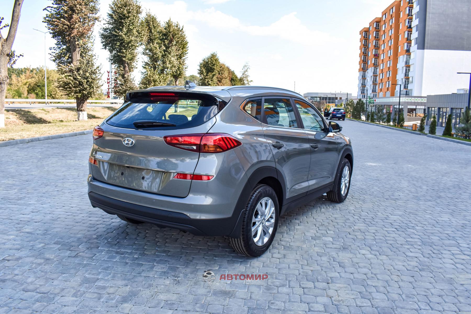 Вигідні ціни на всі комплектації Hyundai Tucson   Хюндай Мотор Україна - фото 11