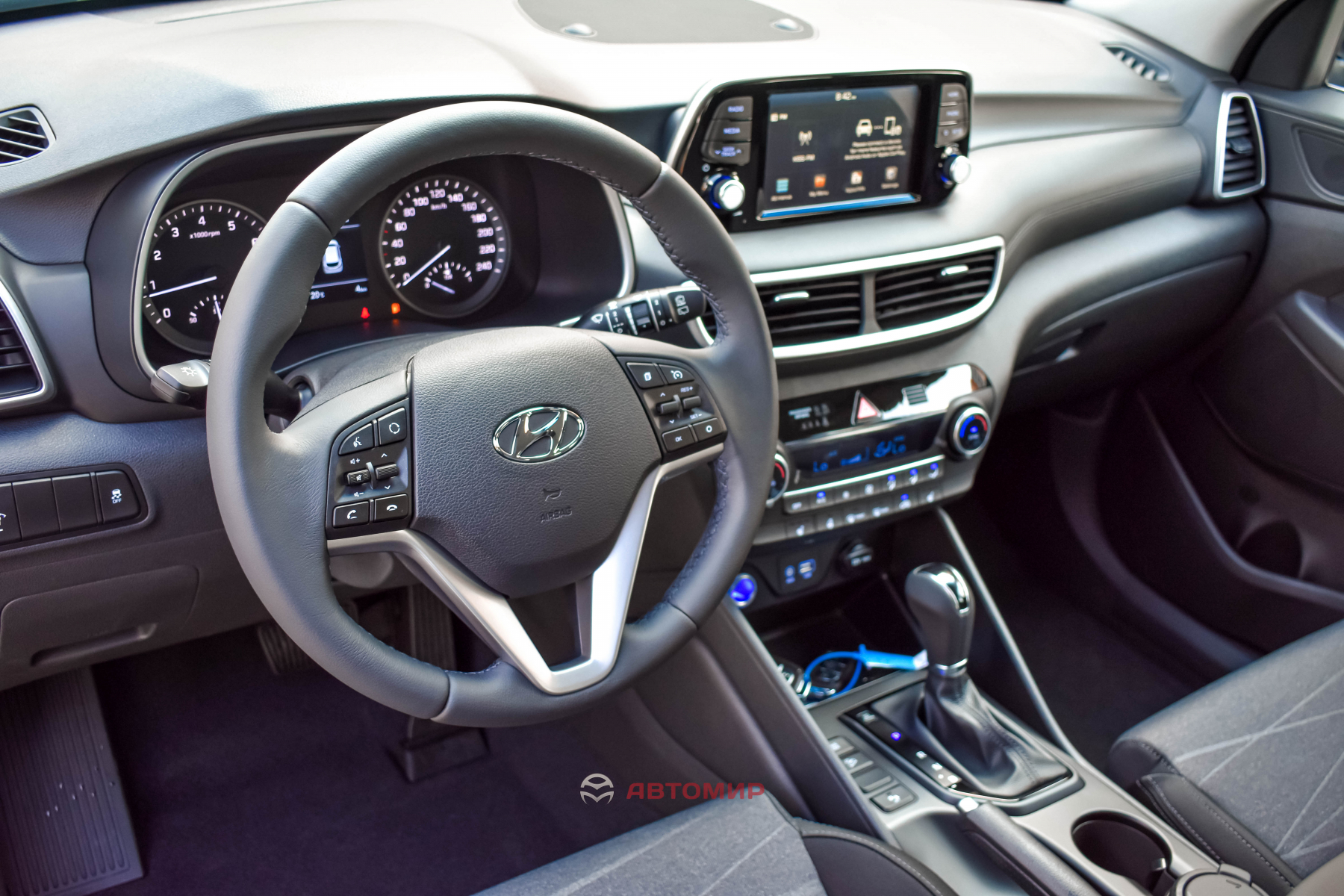 Вигідні ціни на всі комплектації Hyundai Tucson   Хюндай Мотор Україна - фото 13