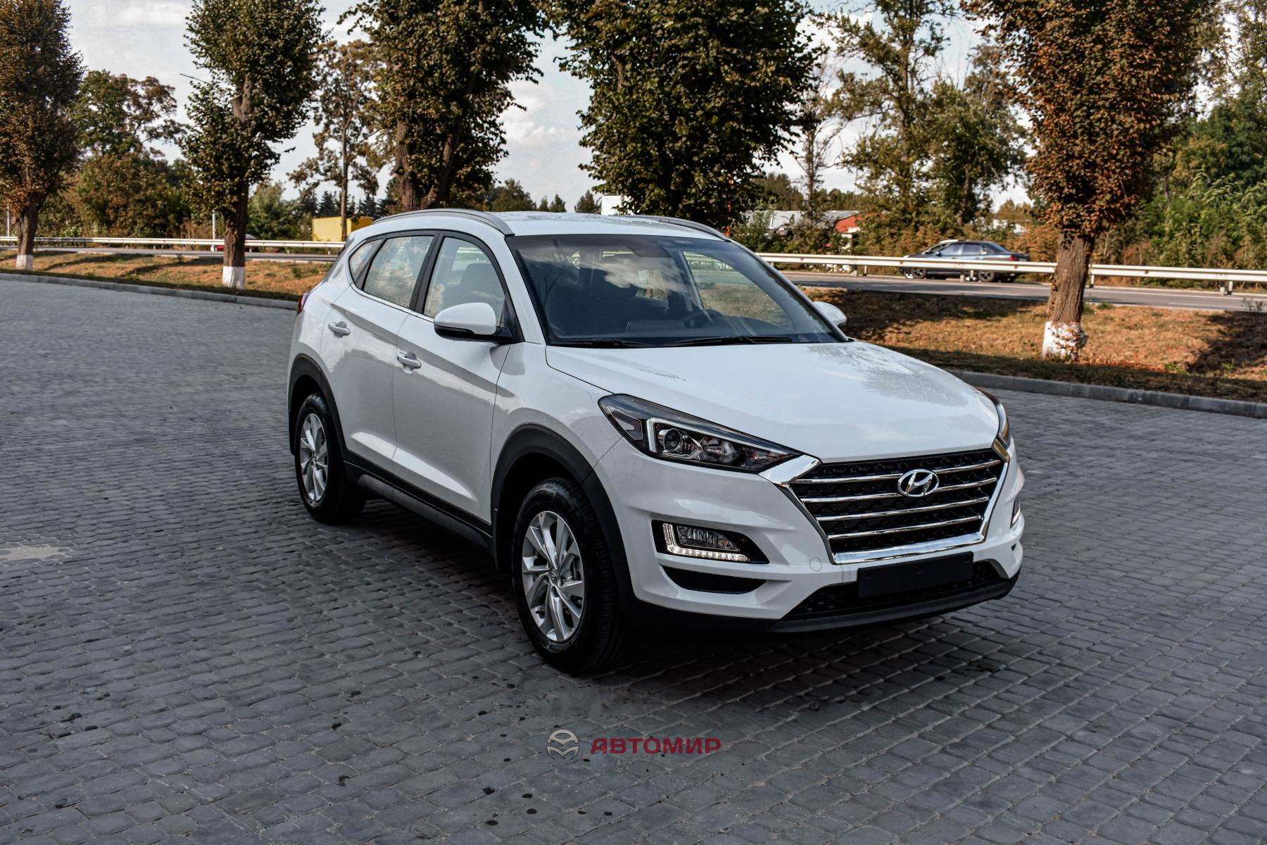 Вигідні ціни на всі комплектації Hyundai Tucson   Хюндай Мотор Україна - фото 17