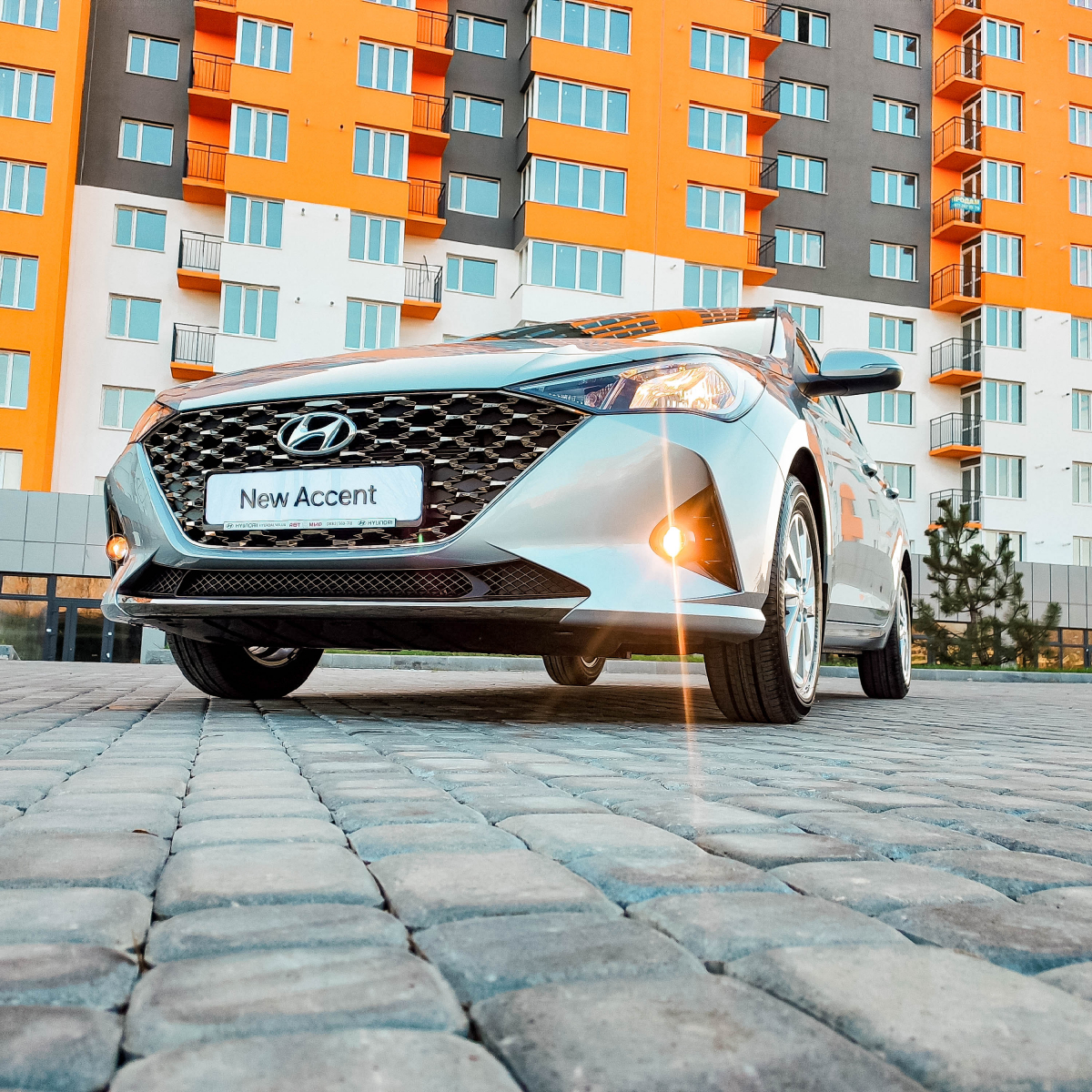 Новий Hyundai Accent вже в автосалоні! | Хюндай Мотор Україна - фото 12