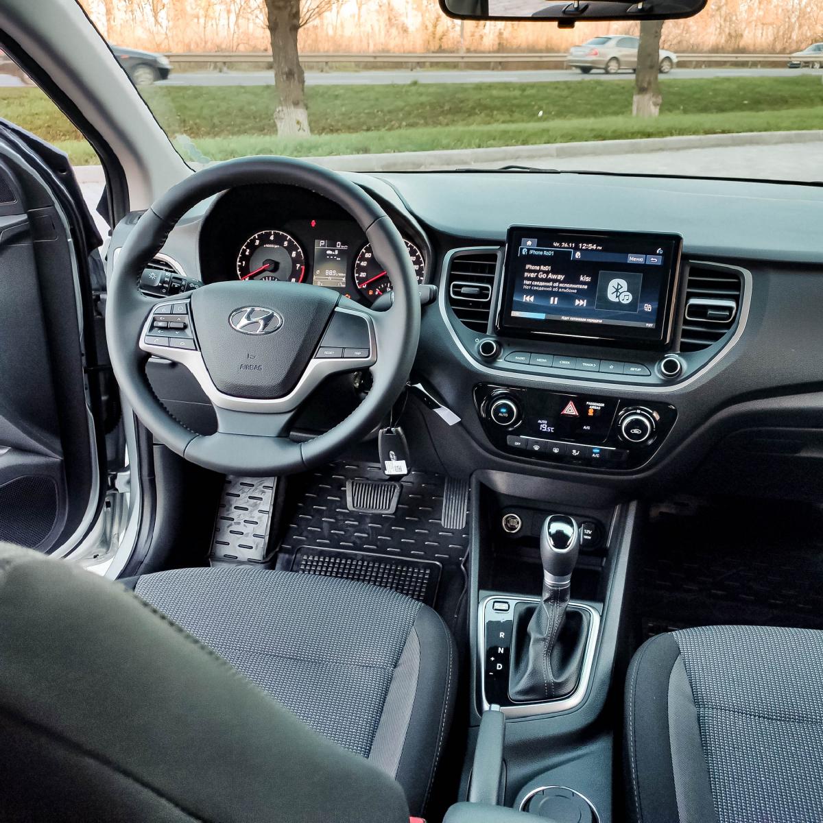 Новий Hyundai Accent вже в автосалоні! | Хюндай Мотор Україна - фото 18
