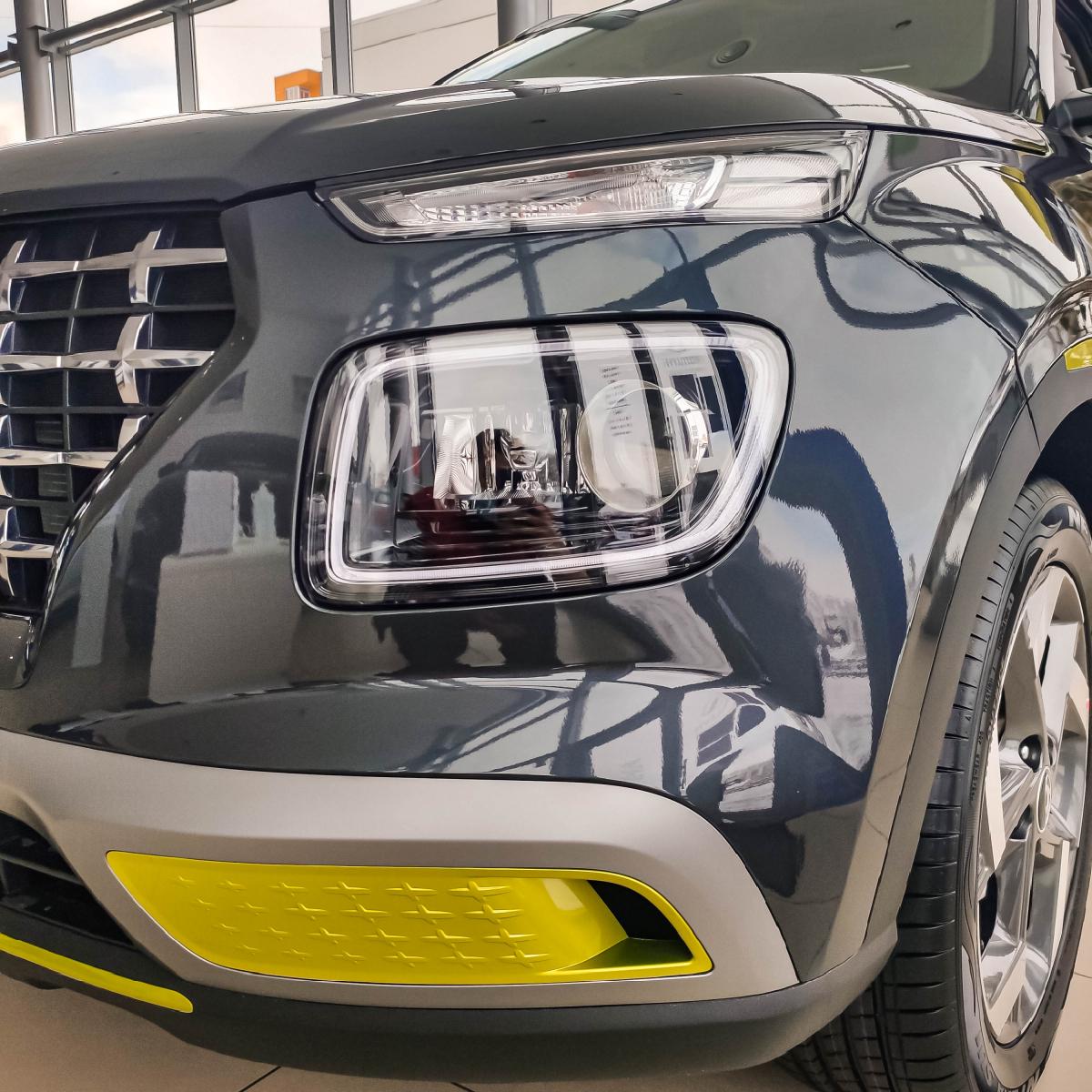 Абсолютно новий компактний міський кросовер Hyundai Venue   Хюндай Мотор Україна - фото 8