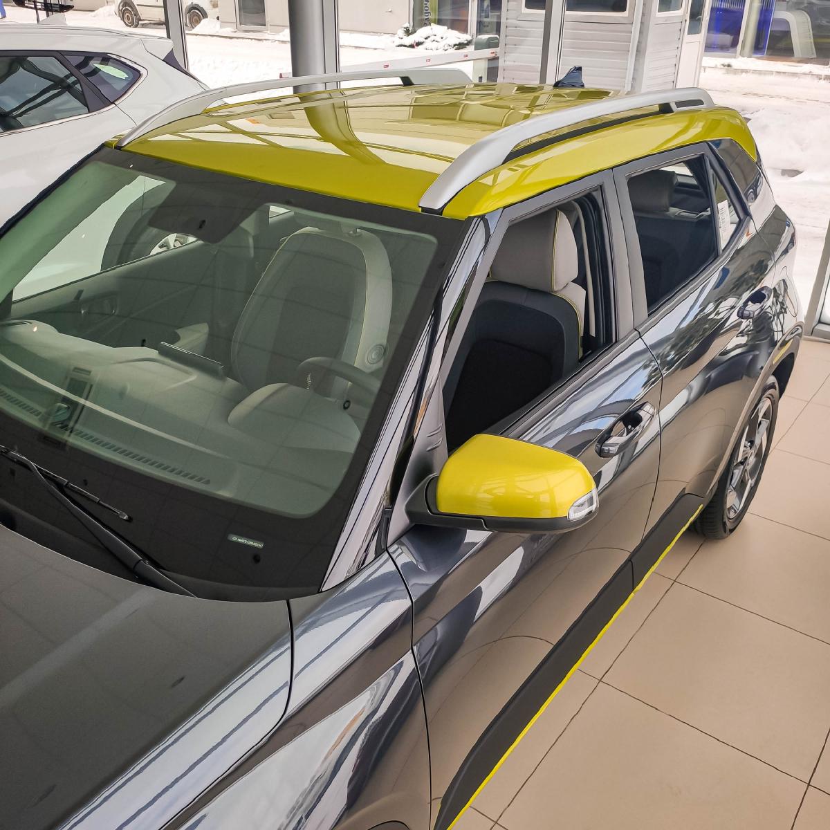 Абсолютно новий компактний міський кросовер Hyundai Venue   Хюндай Мотор Україна - фото 9