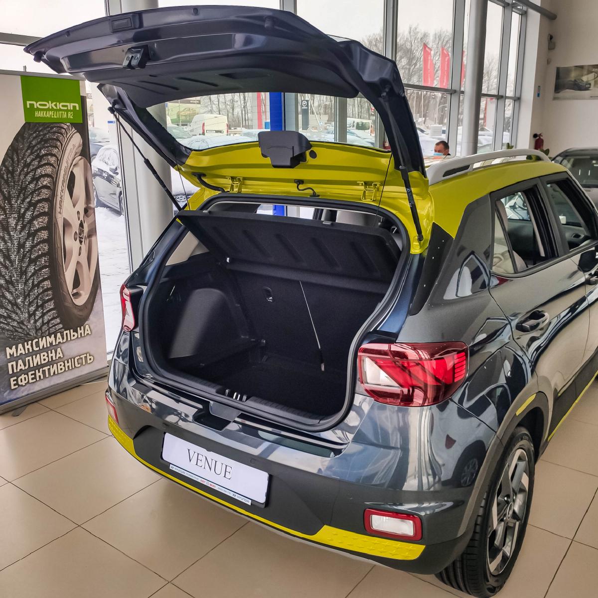 Абсолютно новий компактний міський кросовер Hyundai Venue   Хюндай Мотор Україна - фото 11