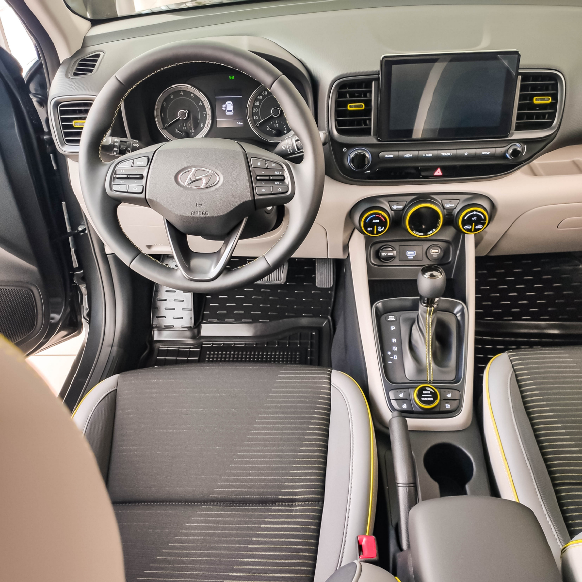 Абсолютно новий компактний міський кросовер Hyundai Venue   Хюндай Мотор Україна - фото 13
