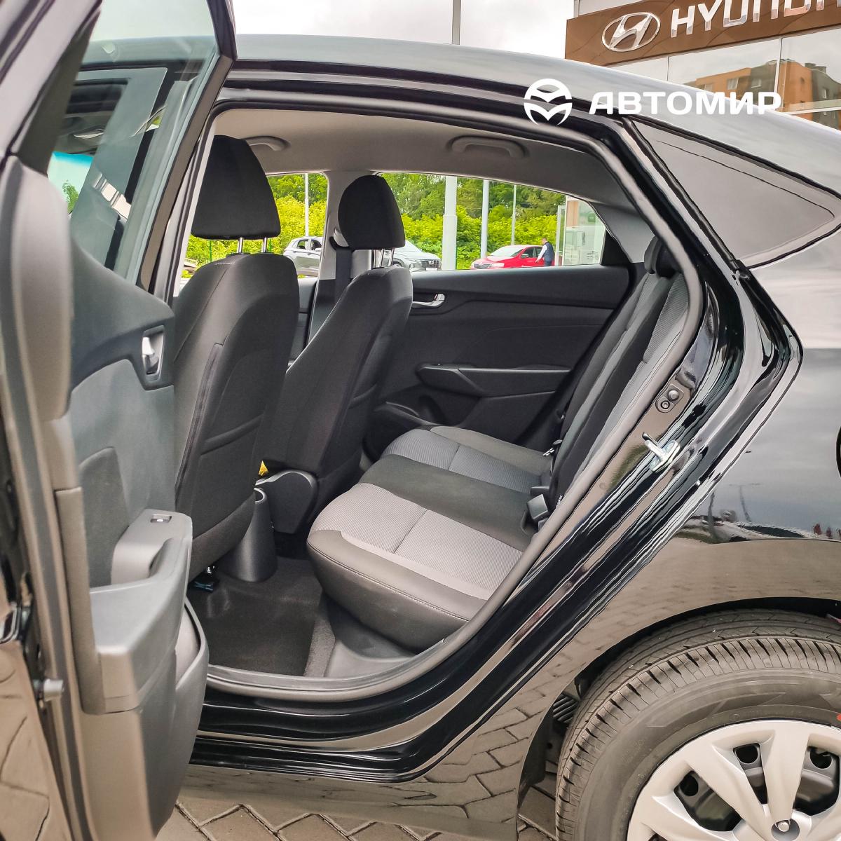 Hyundai стильний Accent вже в автосалоні! | Хюндай Мотор Україна - фото 13