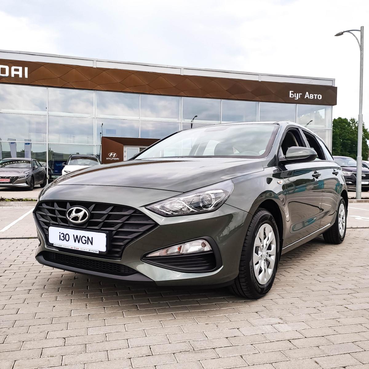 Спеціальна вигода на придбання Hyundai i30 WGN! | Хюндай Мотор Україна - фото 9