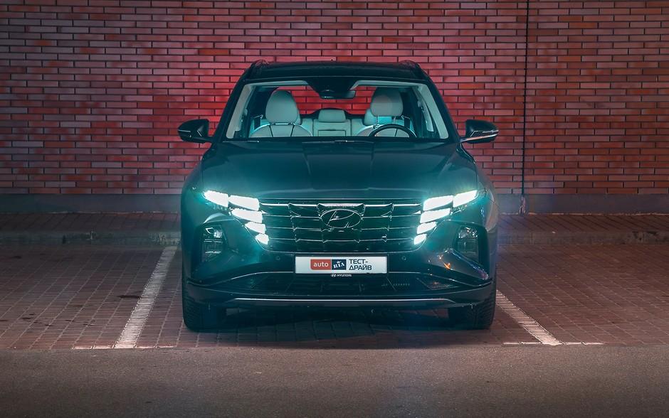 Тест-драйв Hyundai Tucson: Порушник спокою | Дар-Авто - фото 24
