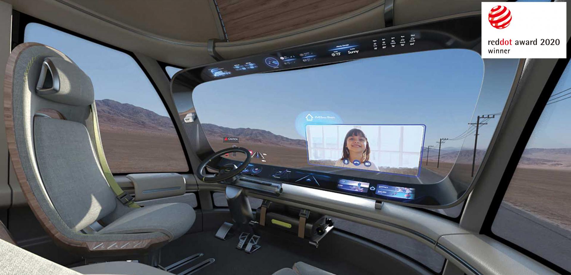 Компанія Hyundai Motor отримала три нагороди Red Dot Award 2020 за концептуальний дизайн | Дар-Авто - фото 12